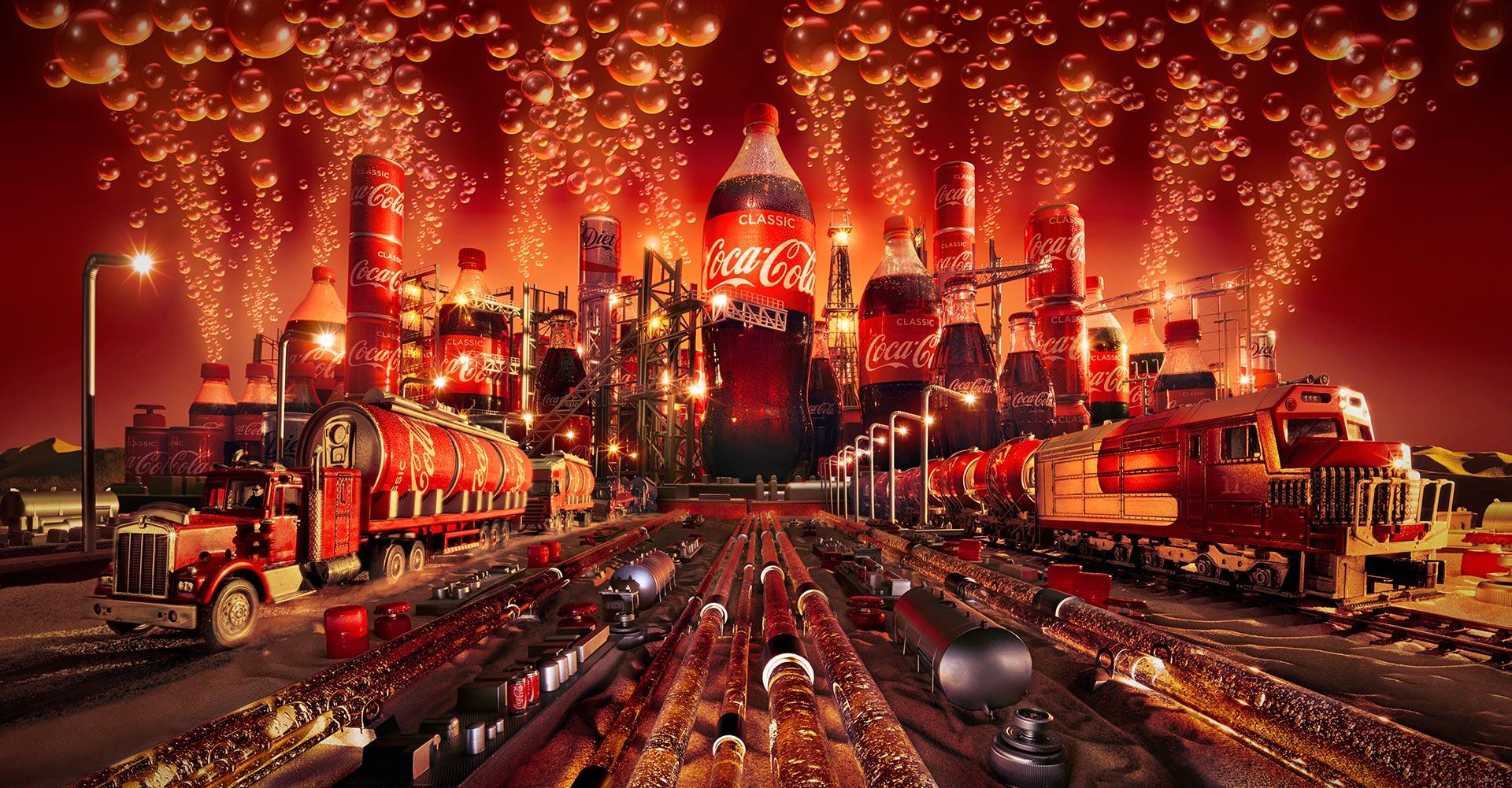 Coca-Colascape