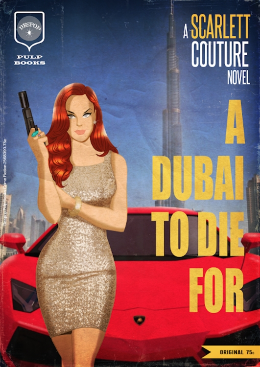A Scarlett Couture Novel by Des Taylor
