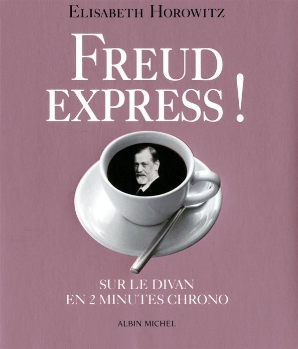 """""""Freud Express""""  - by Elisabeth Horowitz."""