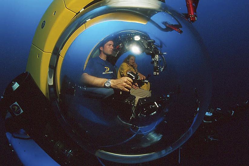 Photo: Courtesy of Fabien Cousteau