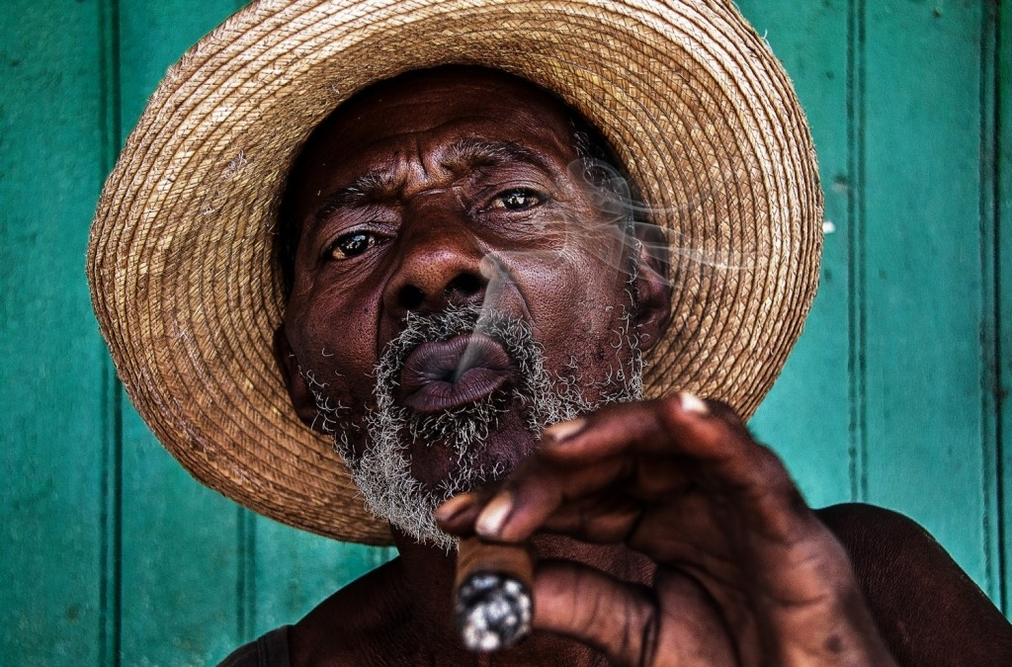 Portrait of Cuba - Photo by Réhahn.